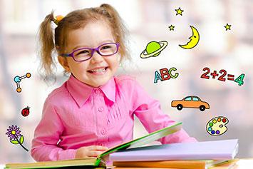 Hvorfor har mange barn vansker med både lesing og matematikk?